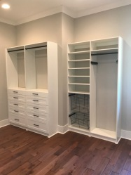 Closet fit for a King & Queen
